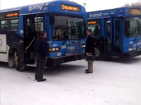 Saskatchewan's bus lockout lasted one month (Photo courtesy of wn.com).