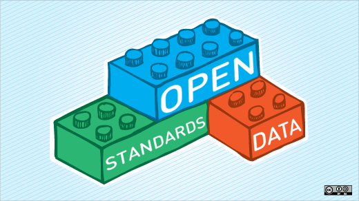 Open data standards are the subject of a new OGP report (Photo courtesy of opensource.com).
