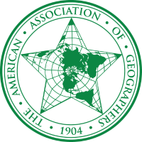 The Annual Meeting of the American Association of Geographers will be in Boston, MA from 5 April to 9 April 2017